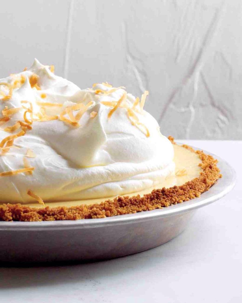 Key lime Pie, beeld van Martha stewart