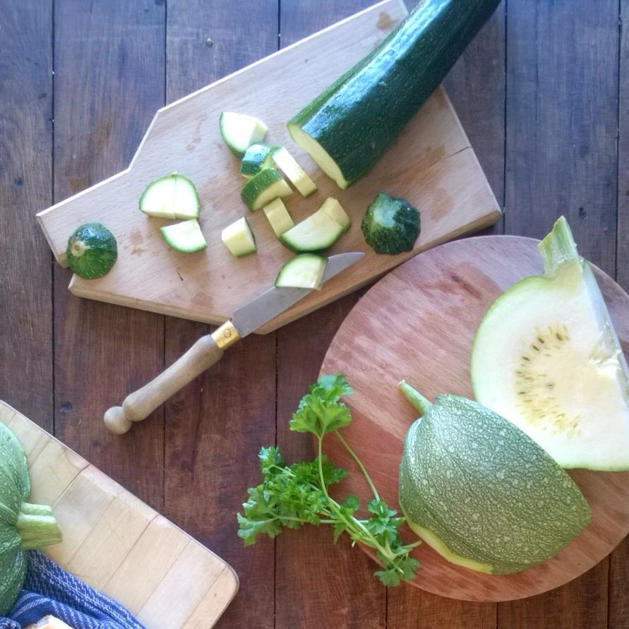 broodsoep van restjes groenten