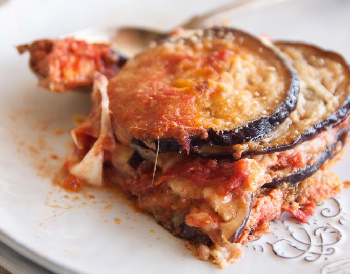 melanzane parmigiani