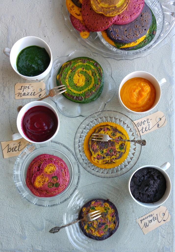 regenboog-pannekoekjes-recept