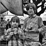 De dames van MoestuinMaaltjes verzorgden het kinderprogramma op Rotterdamse Oogst Zaait! 2016. Thema: De Grote Trap-Je-Rot SpinazieKwis. Prijs: een zelf bij-elkaar-getrapte-Popeye-Smoothie!