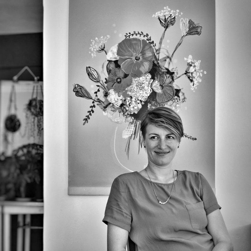 Radio-Interview met Sanne Zwart, eigenaar van Ferme Kolen, Keukenboeren en Tempeh Garage, over het nut van fermenteren en het belang van vertrouwen op je zintuigen.