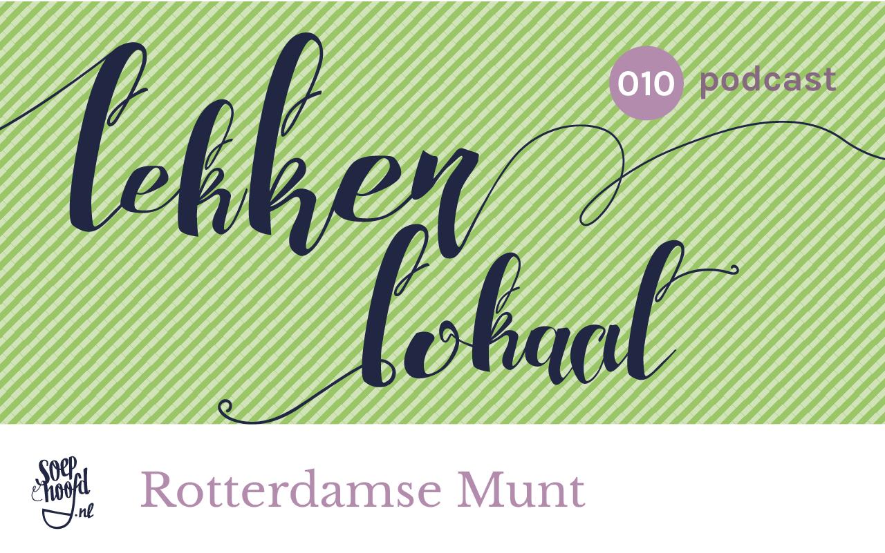 In deze aflevering van Lekker Lokaal Podcast praat ik met Ingrid Ackermans van stadskruidentuin Rotterdamse Munt over lokaal eten & leven, de verborgen kosten van supermarktvoedsel, de uitdagingen van voedselondernemerschap en meer.