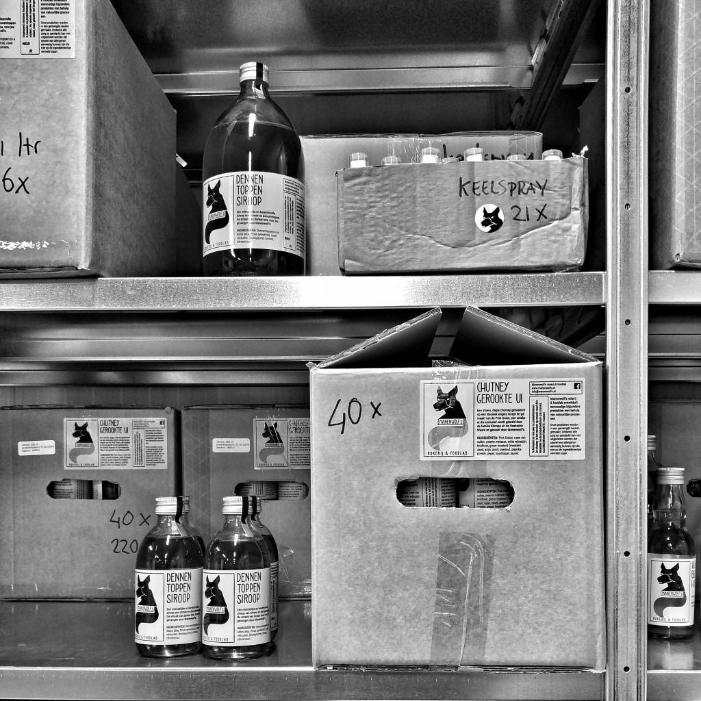 Lekker Lokaal Podcast: Manenwolf's Foodlab, geïnterviewd door Diana van Ewijk, van Soephoofd.nl