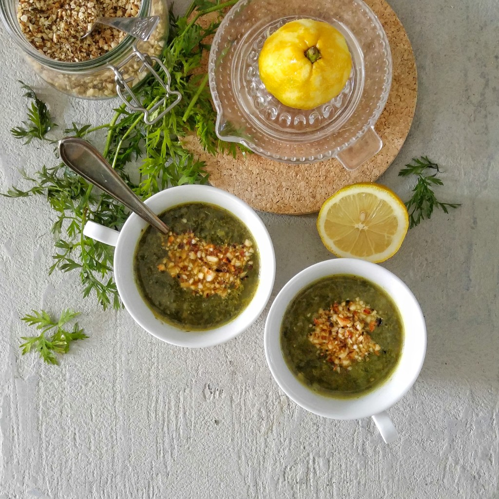 wortelloof-soep-kliekjessoep