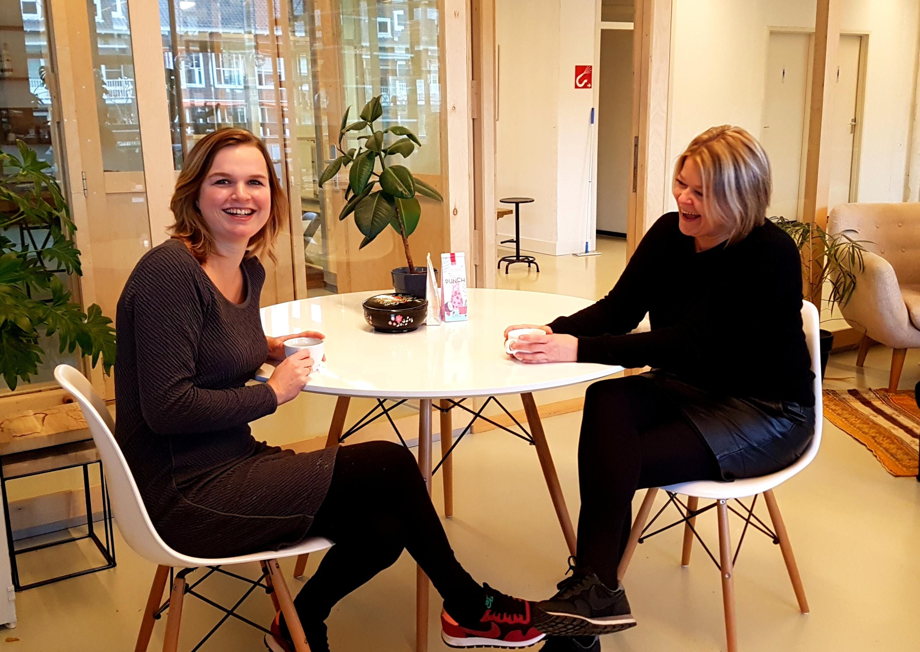 soephoofd werkt samen met Pineut aan FruitSoepStarter