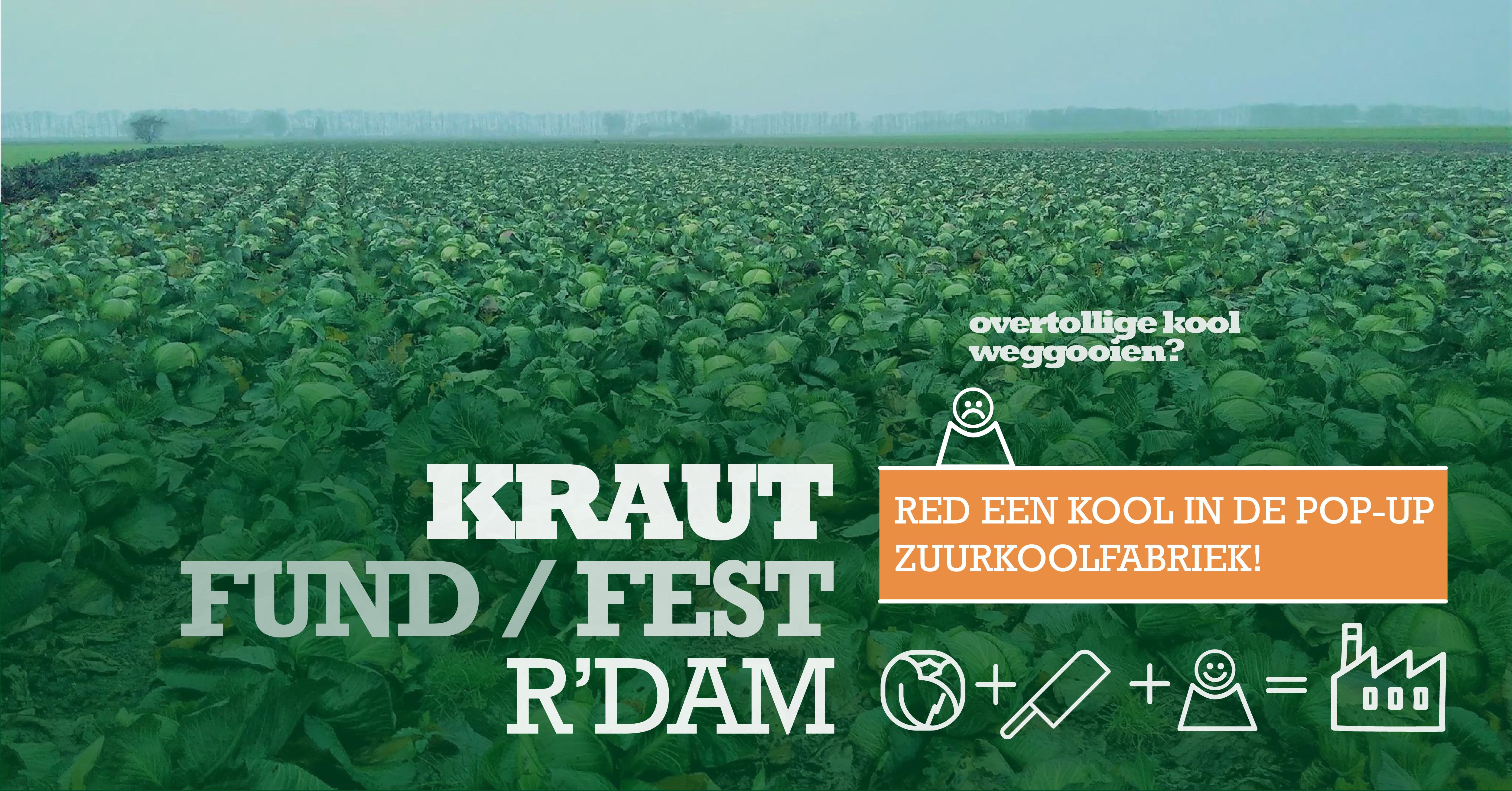 Kraut Fund Fest Rotterdam