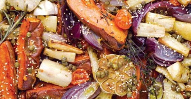 Gehakte groeten,gepekeld in zout, voor bouillon