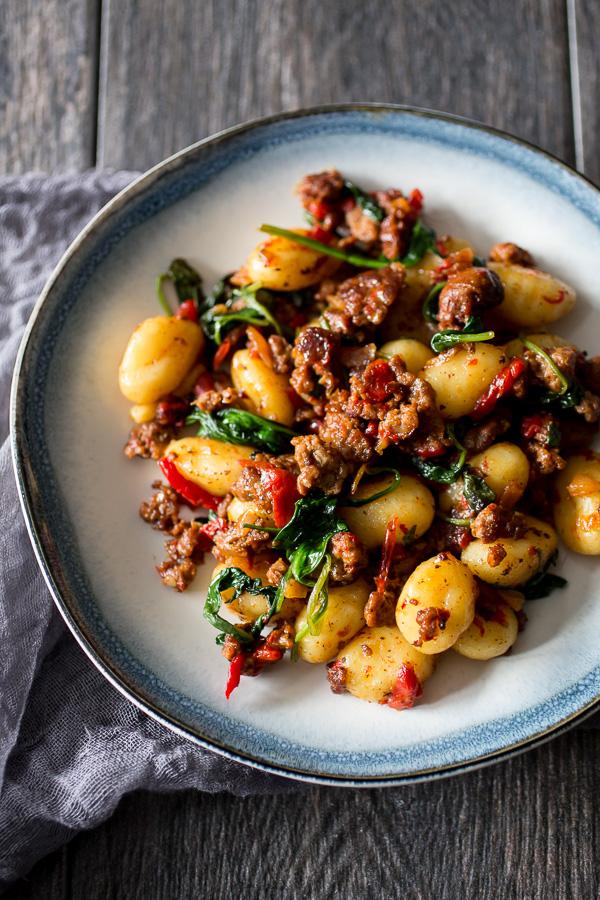 chorizo-red-pepper-gnocchi-3