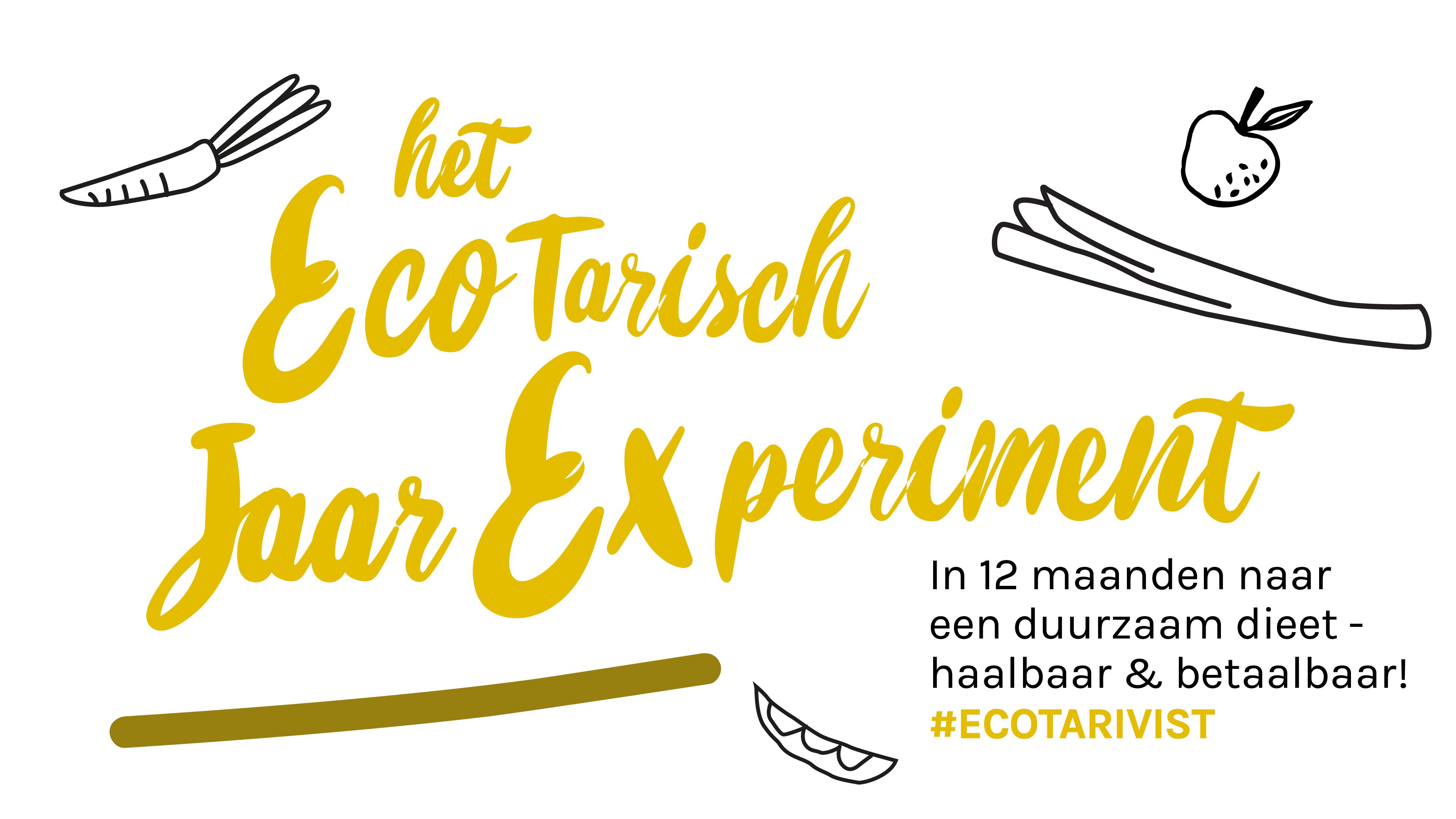 Ecotarisch Jaar-Experiment-Kick-off - diana van ewijk